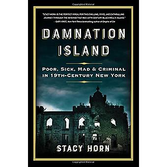 Damnation Island - Poor - Sick - Mad - and Criminal in 19th-Century Ne