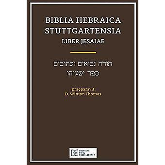BHS Liber Jasaie Isaiah - 9781683071549 Book