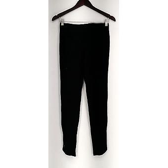 Slimming Options for Kate & Mallory Leggings Tulip Hemline Black New A430703