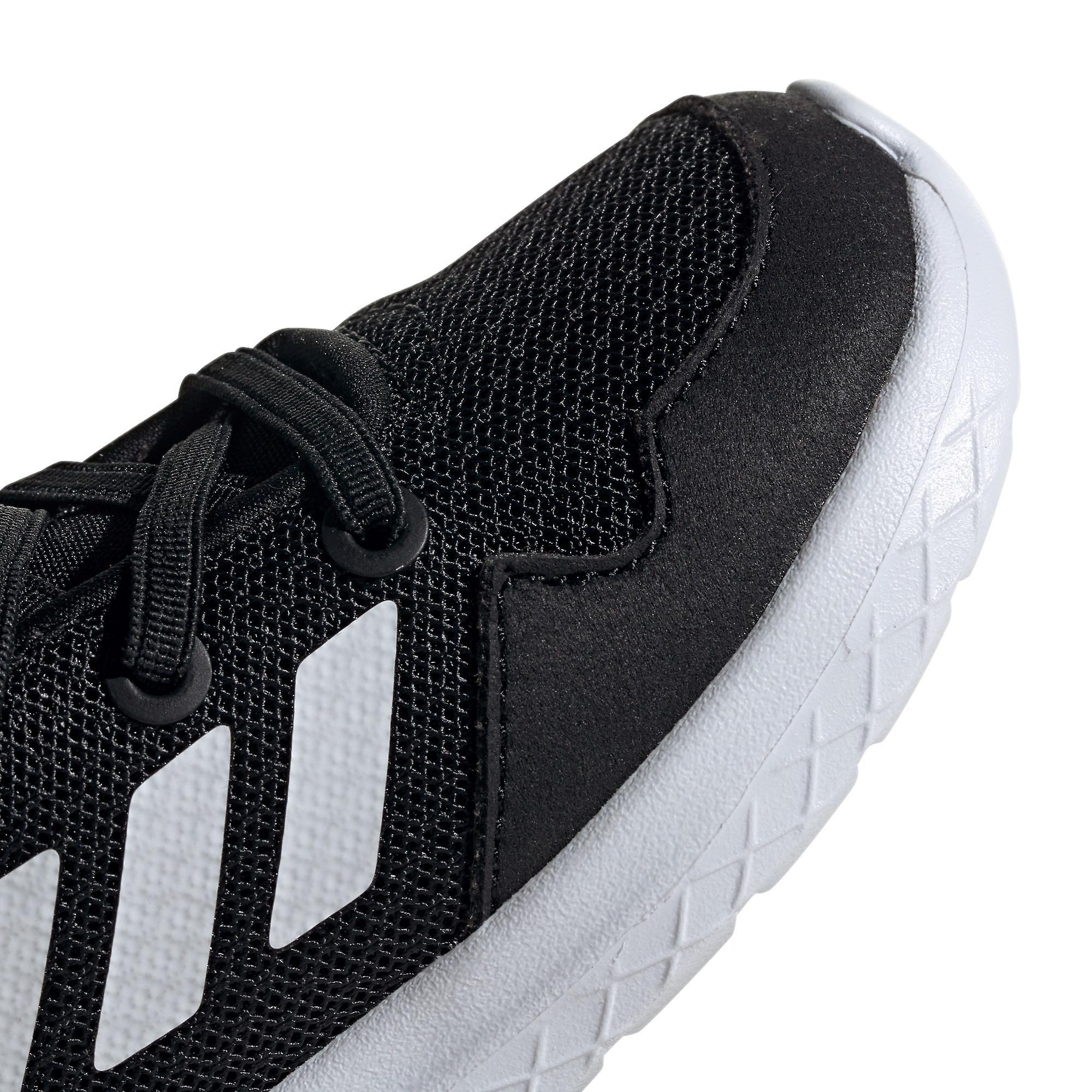 adidas Archivo Infant Toddler Kids Sports Trainer Shoe Black/White