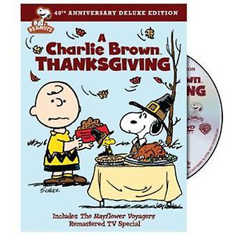 Importação de EUA amendoins-Charlie Brown Thanksgiving [DVD]