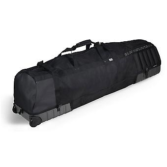Sun Mountain Kube Padded Golf Wheeled Travel Flight Cover Carbon/Black