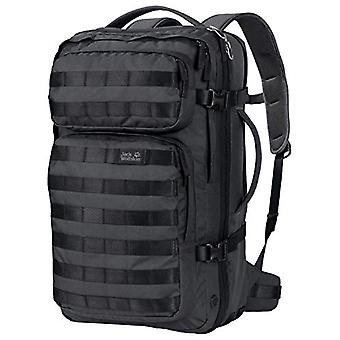 Jack Wolfskin 2005651-6350 Black Polyester Backpack