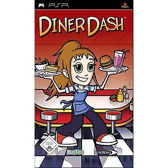 Diner Dash (PSP)-nytt