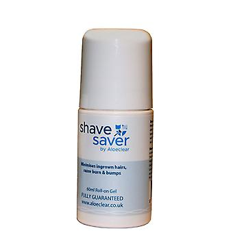 Aloe Clear Shaver Saver 60ml