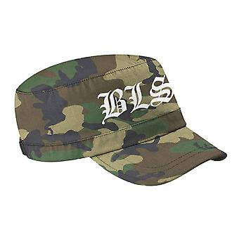 Black Label Society Army Cap BLS Band Logo SDMF new Official Camo