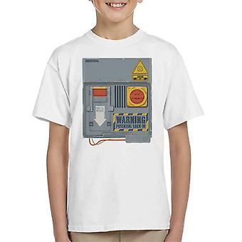 The Crystal Maze Lock In Board Kid's T-Shirt