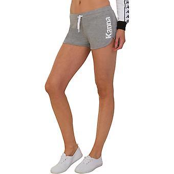 Kappa Frauen's Zelia Sweat Shorts Grau 19