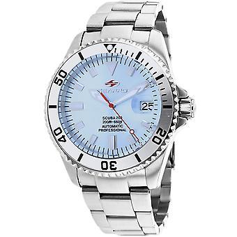 Seapro Men's Scuba 200 Blue Dial Watch - SP4317
