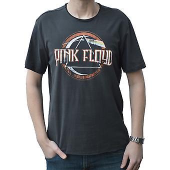 Förstärkt Pink Floyd på Run Crew Neck T-shirt