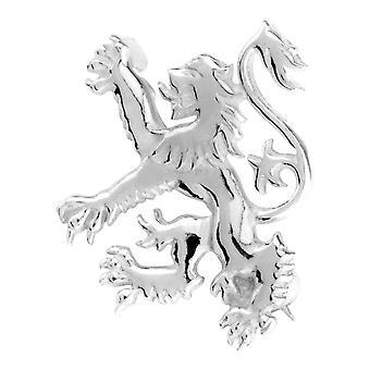 Scottish Lion rampant în formă de pin incuietoare îmbrăcăminte haine Fibulae broșă