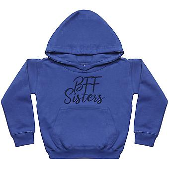 BFF zusters-matching Kids set-Baby/Kids Hoodies-cadeauset