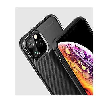 iPhone 11 Pro Max | Carbon Fiber Soft TPU sag