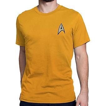 Star Trek-kommandot Uniform T-shirt