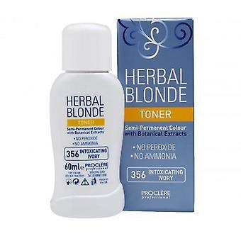 Proclere herbal blonde toner 356 60ml