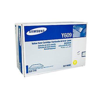 Samsung CLTY609S Yellow Toner