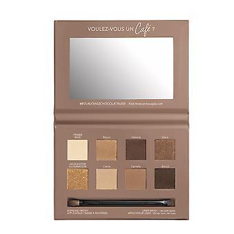 Bourjois Palette Yeux #02-rue Du Café-chocolat Nude Edition für Frauen