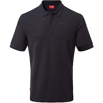 Craghoppers Mens NosiLife Mani Short Sleeve Polo Shirt