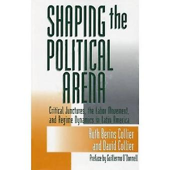 Shaping the Political Arena by Collier & Ruth Berins