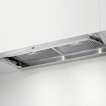 Conventional Hood Aeg DPE3940M 942 150 548 581m3/h 90 cm Stainless steel