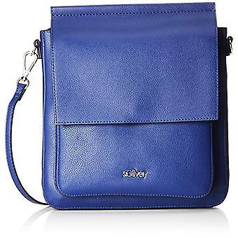 s.Oliver (Bags) Shoulder Bag - Blue Women's Shoulder Bags (Cornflower) 8x20x25 cm (B x H T)