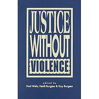 Justice without Violence