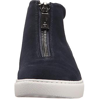 Kenneth Cole New York Womens Kayla Hight Top Zipper Fashion Sneakers