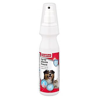 Beaphar Fresh Breath Spray 150ml (Dogs , Grooming & Wellbeing , Dental Hygiene)
