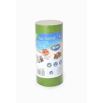 Duvo + roedores Hamster divertido Tunel TS 15 X 6.5 Cm (mascotas pequeñas, accesorios de la jaula, túneles)