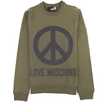 Love Moschino Moschino Paz Jumper Khaki