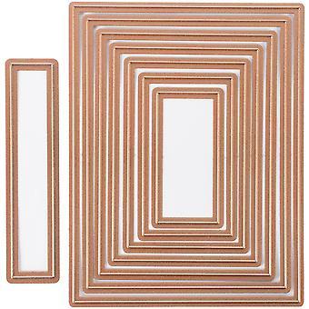 Spellbinders Nestabilities A2 Card Creator Kuolee - Mattaa