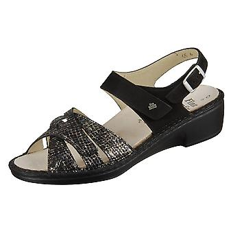 Finn Comfort Buka 02687902098 universal summer women shoes