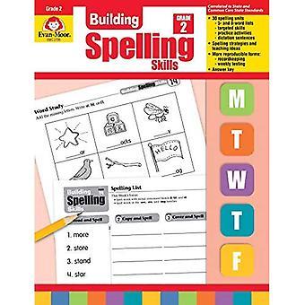 Building Spelling Skills: Grade 2