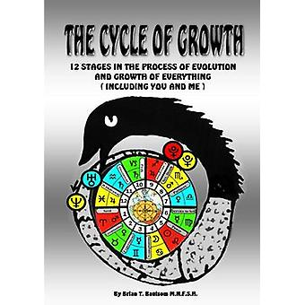 The Cycle of Growth 12 Stages in the Process of Evolution and Growth of Everything including you and me by Baulsom MNFSH & Brian T