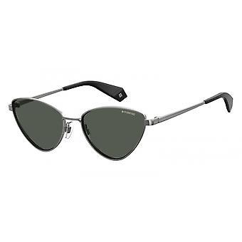 Sunglasses 6071/S6LB/M9 Women's Cat-eye silver/grey