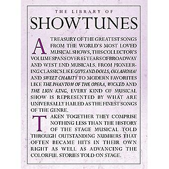 The Library Of Showtunes by Hal Leonard Corp - 9781780389059 Book