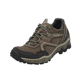 Treksta LIBERO HIKE 101 GTX M'S Men's Sports Shoes Green Sneaker Turn Shoes
