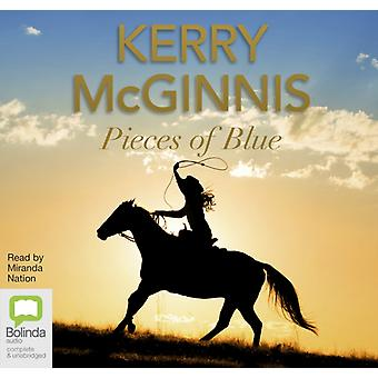Pieces of Blue by McGinnis & Kerry