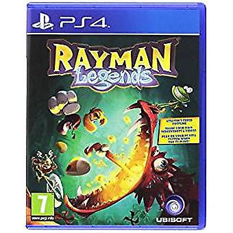 PS4 PlayStation Hits Rayman Legends