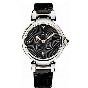 Edox Watches LaPassion 2 Hands Women's Watch 57002 357RC NIR