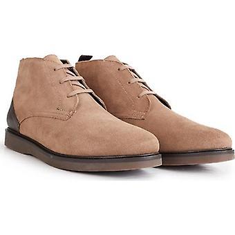 H By Hudson Calverston Suede Chukka Boots