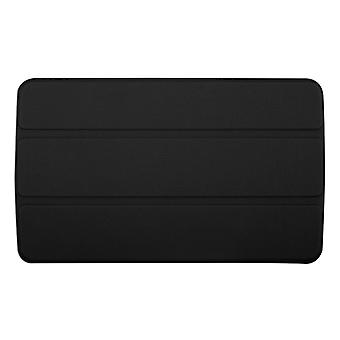 "Slim Compact PU Magnetic Leather Case Cover for LG G Pad F 8""[Black]"
