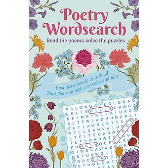 Poésie Wordsearch Lire les poèmes résoudre les énigmes par Eric Saunders