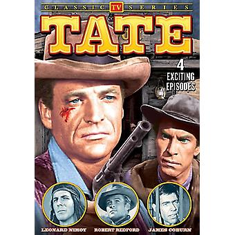 Tate: 4 Episode Collection [DVD] USA tuonti