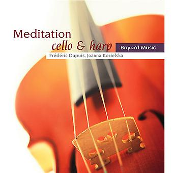 Traditional / Dupuis /Kozielska - Meditation: Cello & Harp [CD] USA import
