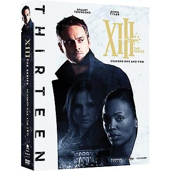 XIII: La serie completa [DVD] USA importar