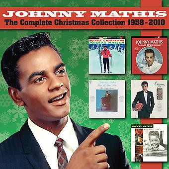 Johnny Mathis - Johnny Mathis: Complete Christmas Collection 1958-2010 [CD] USA import