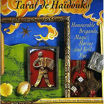 Taraf De Haidouks - Honourable Brigands Magic Horses & Evil Eye [CD] USA import