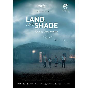 Land & Shade [DVD] USA import