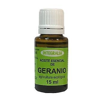 Geranium Essential Oil Eco 15 ml of essential oil